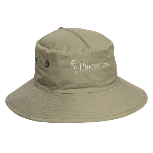 Pinewood Mosquito Hut Light Khaki