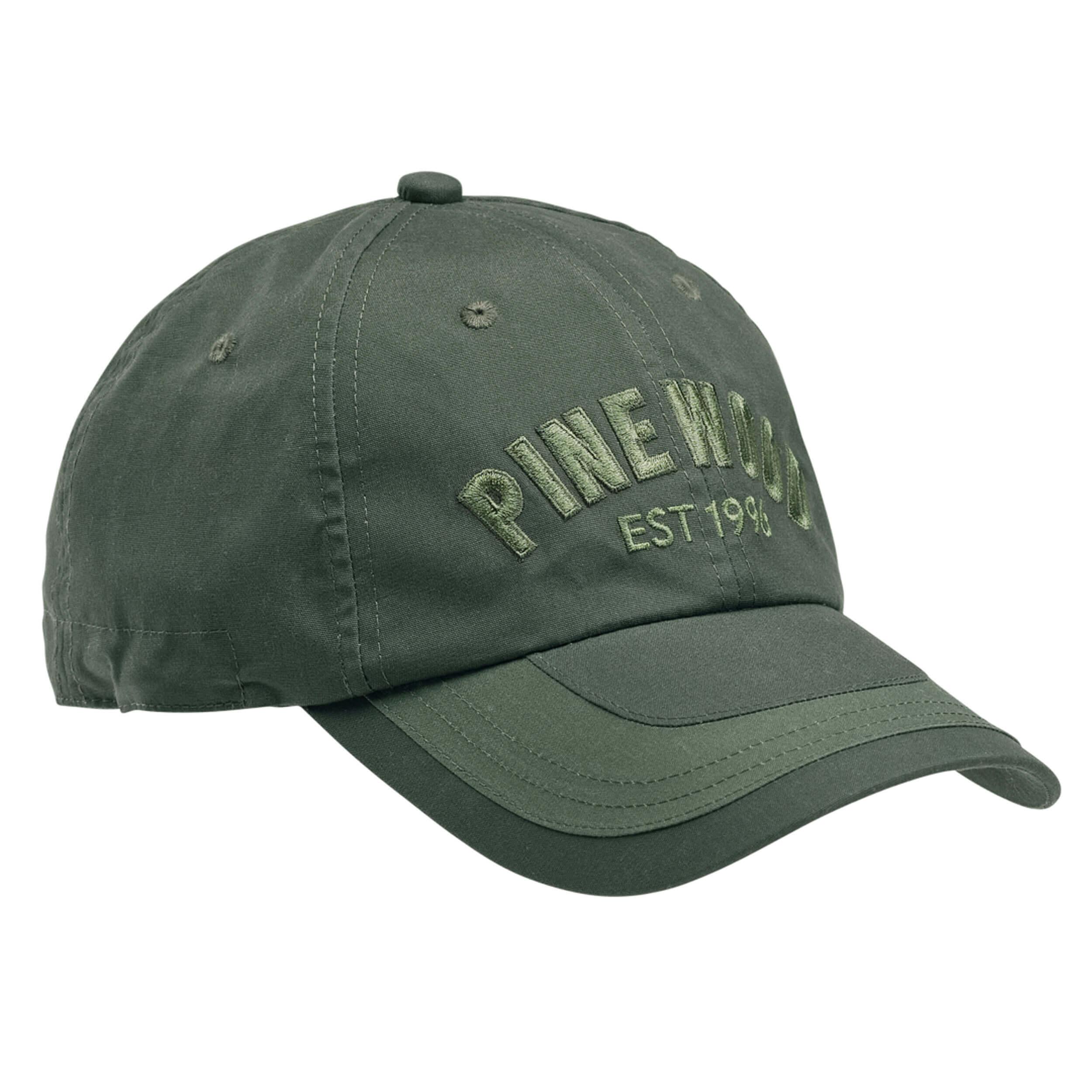 Pinewood Extreme Cap Mid Grün
