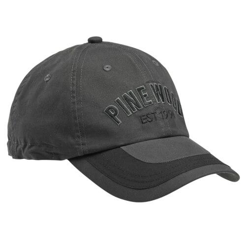 Pinewood Extreme Cap D.Grau/Schwarz
