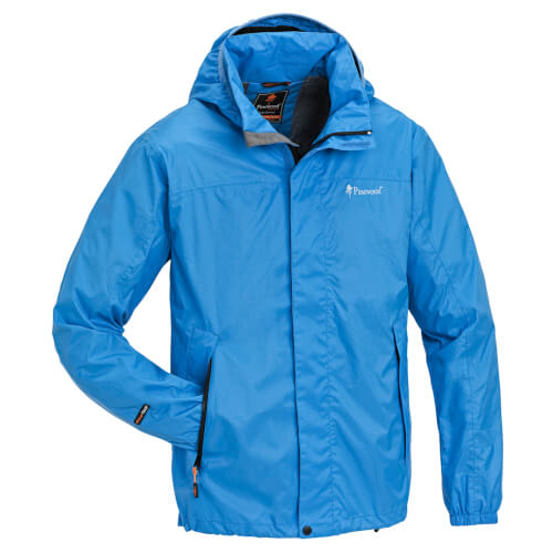 Pinewood Rainfall Rain Jacke Skyblue