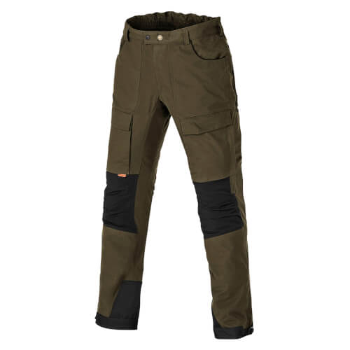Pinewood Trousers Himalaya - Ladies D.Olive/Black