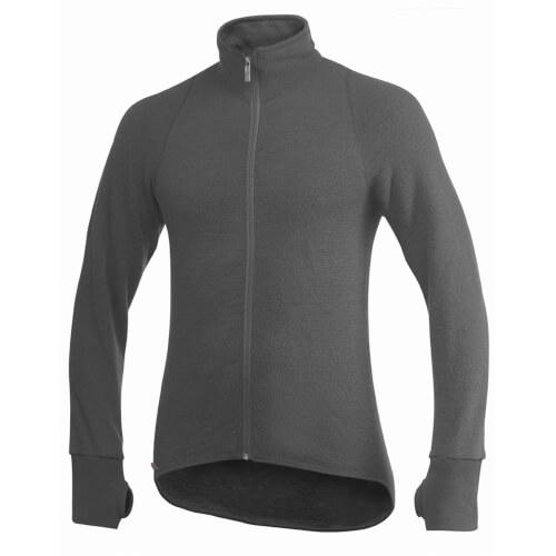 Woolpower Full ZIP Jacket 400g grau