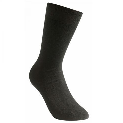 Woolpower Liner Socke Classic schwarz