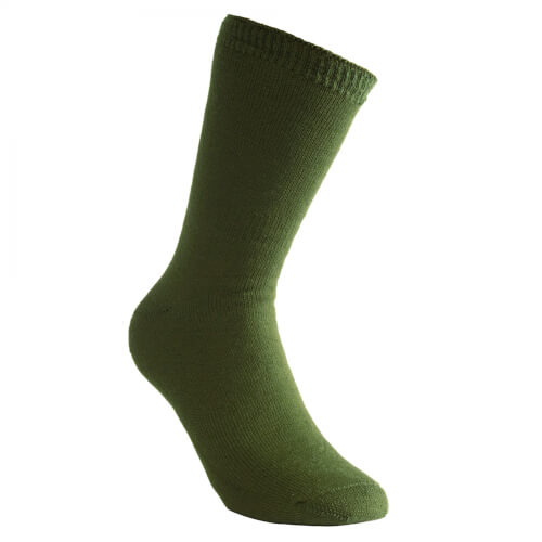 Woolpower Socke 400g oliv
