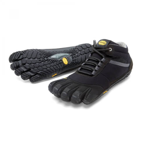 VIBRAM Fivefingers Trek Ascent Insulated schwarz