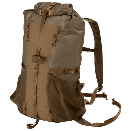 Outdoor Research Drycomp Summit Sack coyote