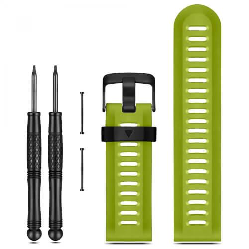 GARMIN Ersatzarmband fenix 3 grün