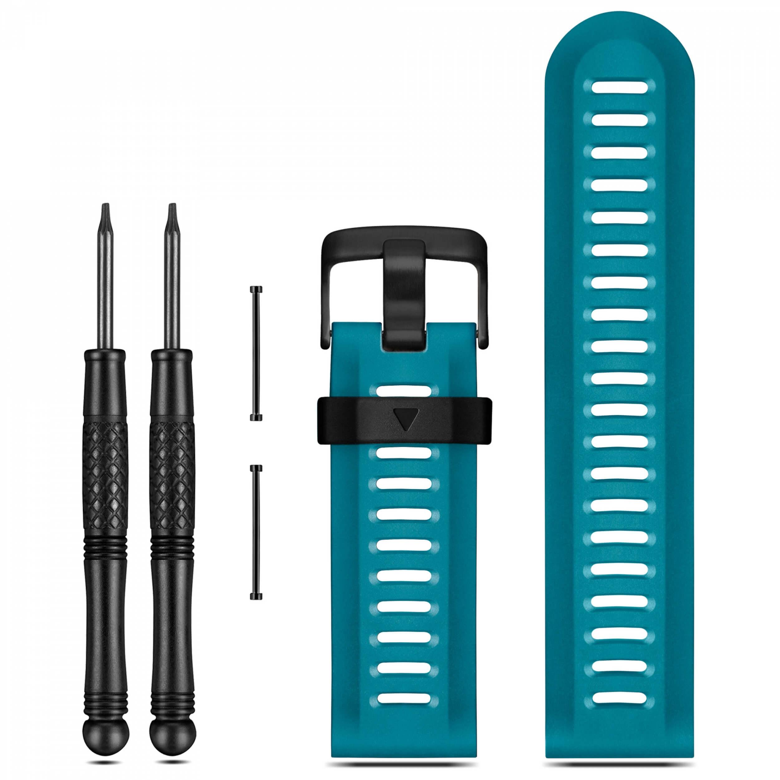 GARMIN Ersatzarmband fenix 3 blau