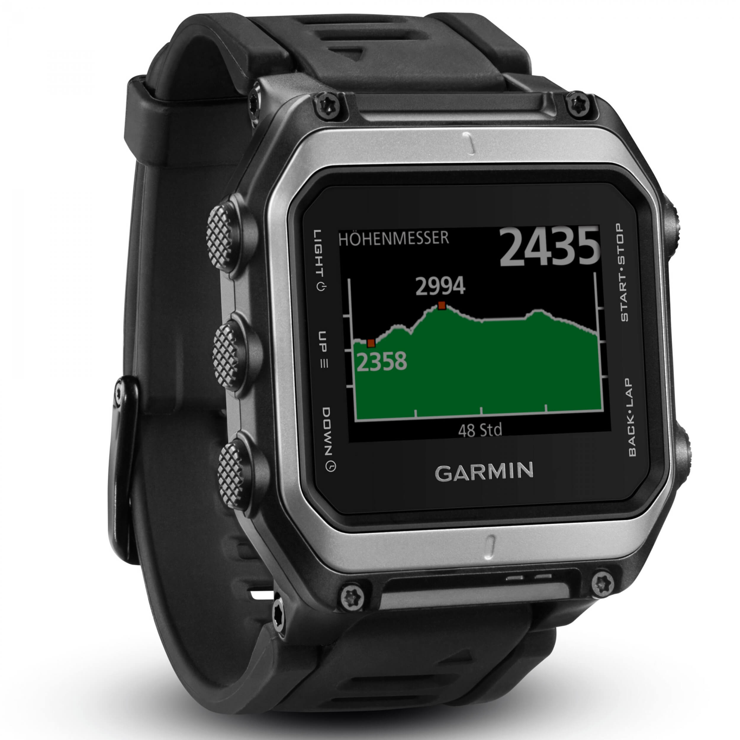 GARMIN epix, GPS Watch TOPO Europe