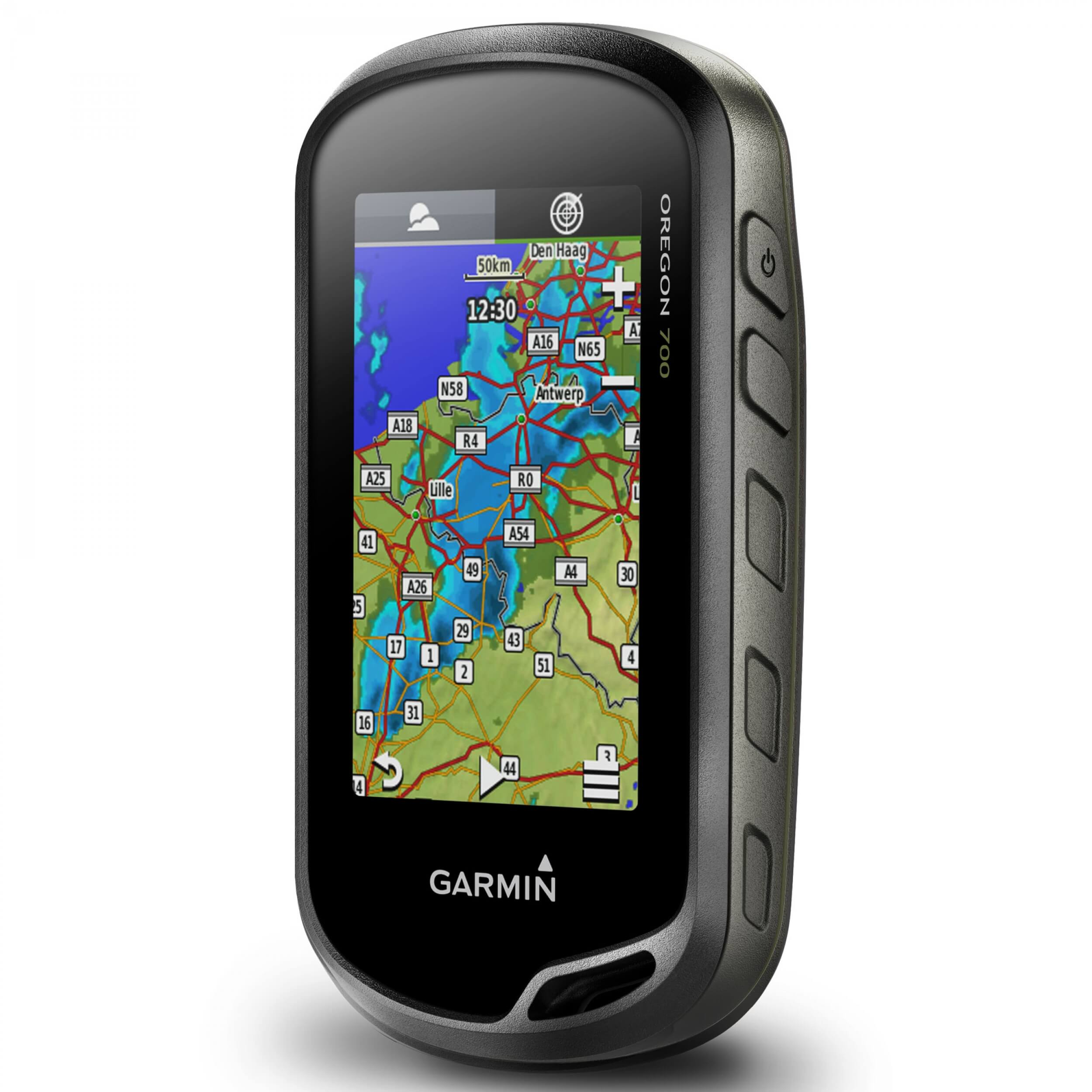 GARMIN Oregon 700 + TOPO Deutschland V7 PRO Bundle micro SD