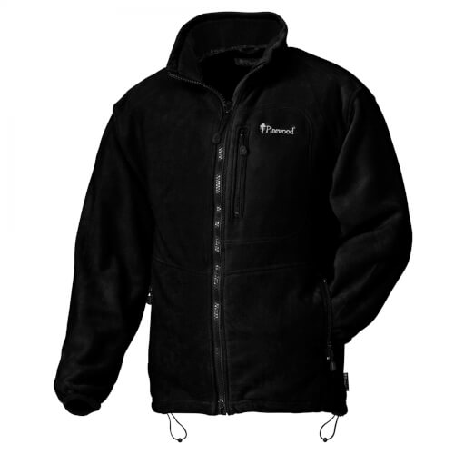 Pinewood Nordkap Fleecejacket Black