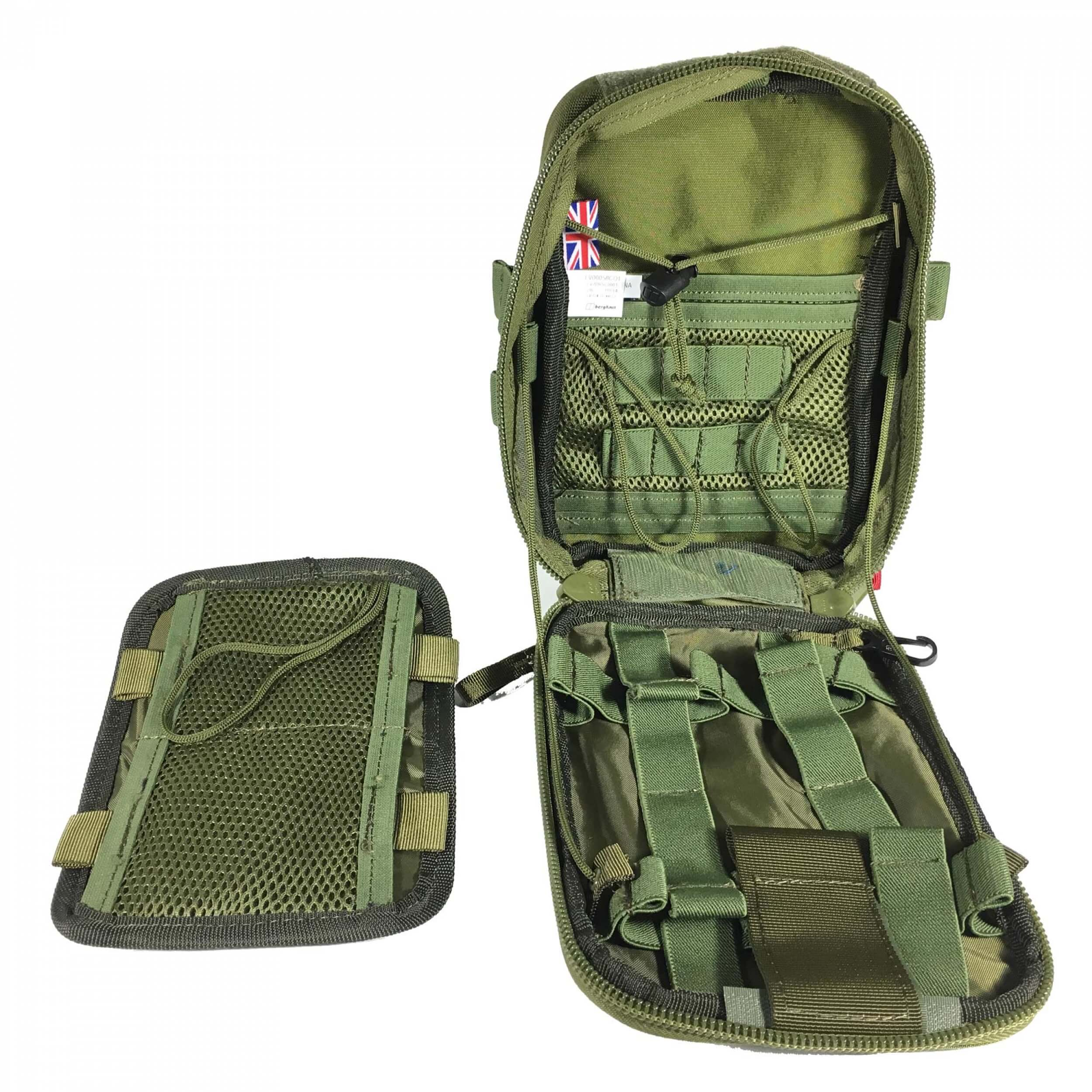 Berghaus BMPS First Aid Kit Cedar