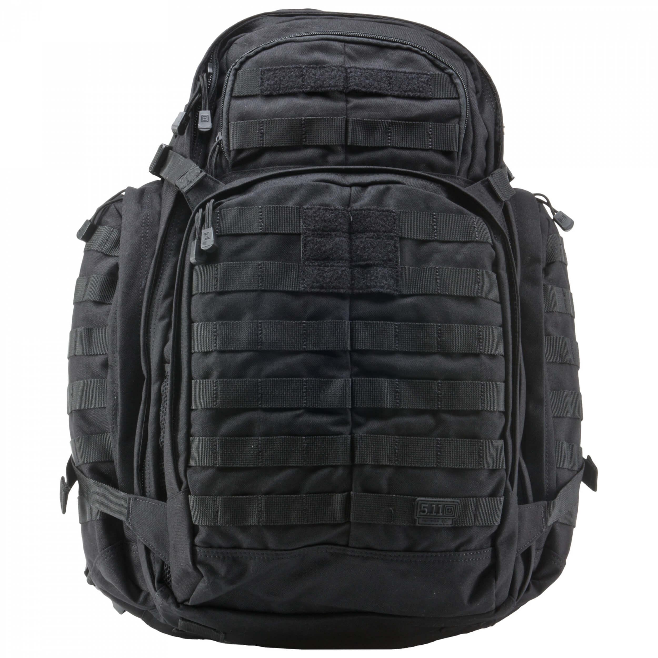 5.11 Tactical Rush 72 Backpack Schwarz