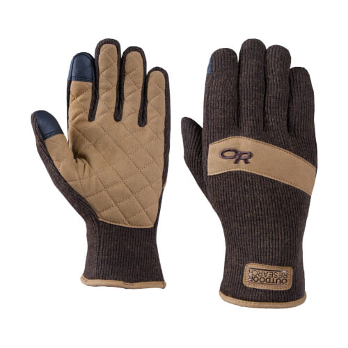 Outdoor Research Exit Sensor Gloves Earth