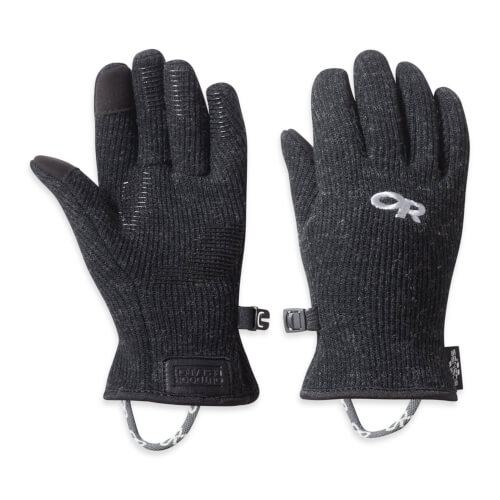 Outdoor Research Kids Flurry Sensor Gloves Black