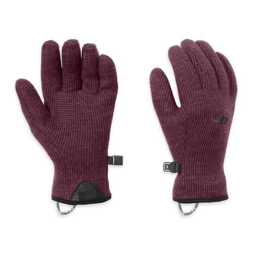Outdoor Research Women's Flurry Sensor Glove Pinot