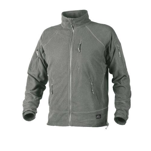 Helikon-Tex Alpha Tactical Jacket - Grid Fleece foliage green