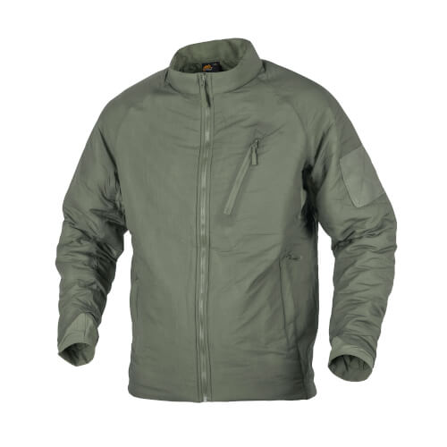 Helikon-Tex  Wolfhound Jacket  Apex Climashield alpha green