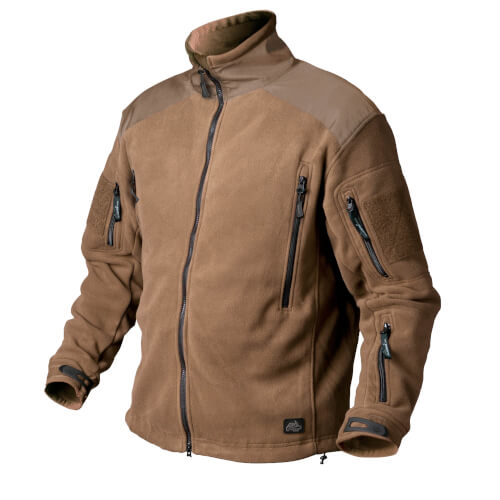 Helikon-Tex Liberty Heavy Fleece Jacke coyote