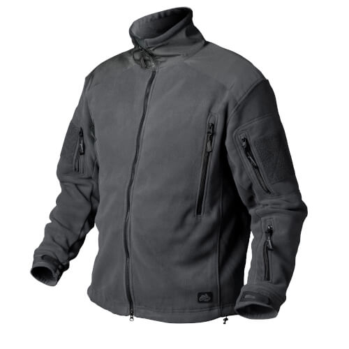 Helikon-Tex Liberty Heavy Fleece Jacke shadow grey