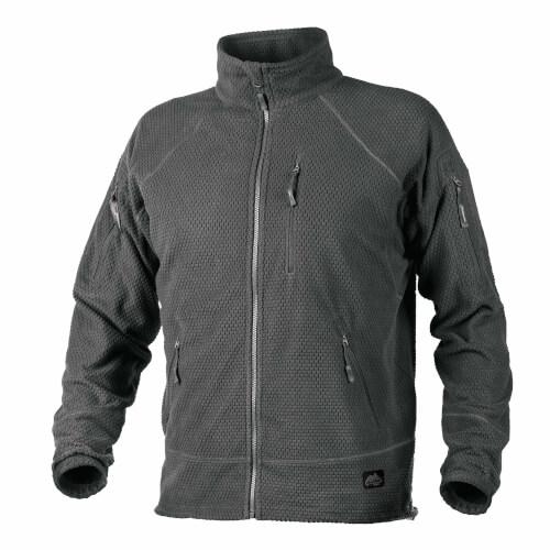 Helikon-Tex Alpha Tactical Jacket - Grid Fleece shadow grey