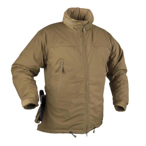 Helikon-Tex Husky Tactical Winter Jacke - Climashield Apex 100g coyote