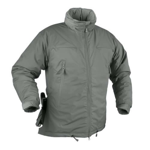 Helikon-Tex Husky Tactical Winter Jacke - Climashield Apex 100g alpha green