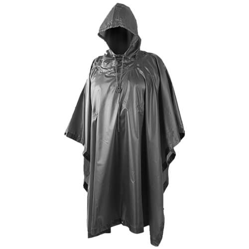Helikon-Tex Regen Poncho U.S Model black
