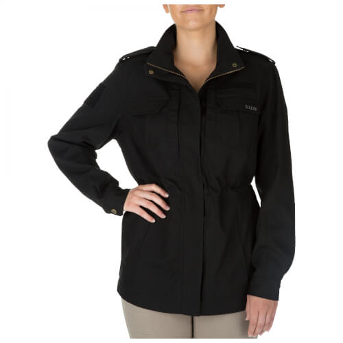 WMNS TACLITE M-65 JACKET - BLACK (019)