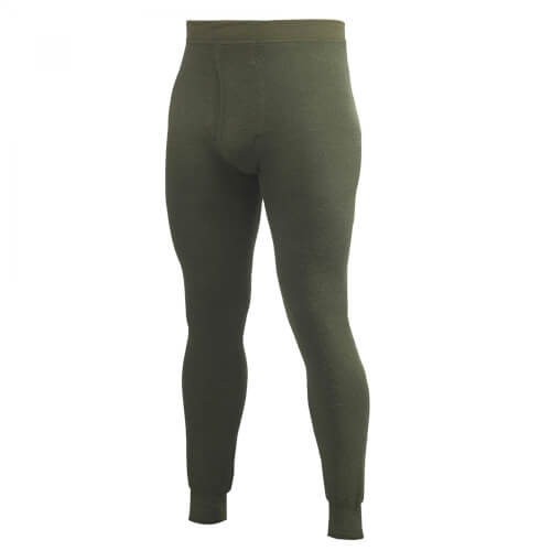 Woolpower Long Johns 400 oliv