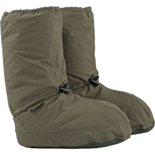 Carinthia Windstopper Booties Oliv