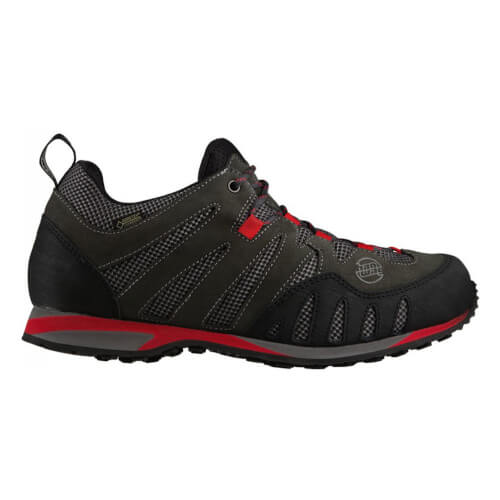 Hanwag Sendero Low GTX Surround asche/dark grey