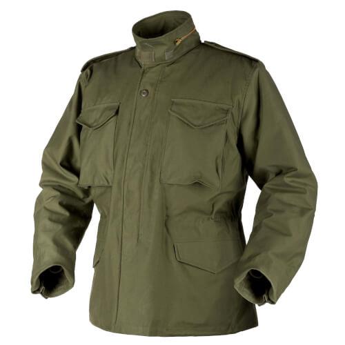 Helikon-Tex M65 Jacket - NyCo Sateen oliv
