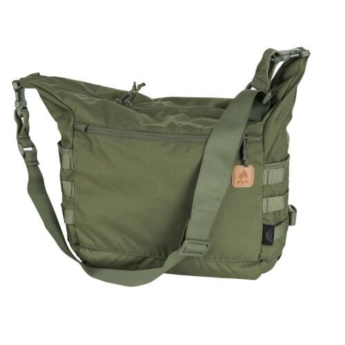 Helikon-Tex Bushcraft Satchel Bag - Cordura olive green