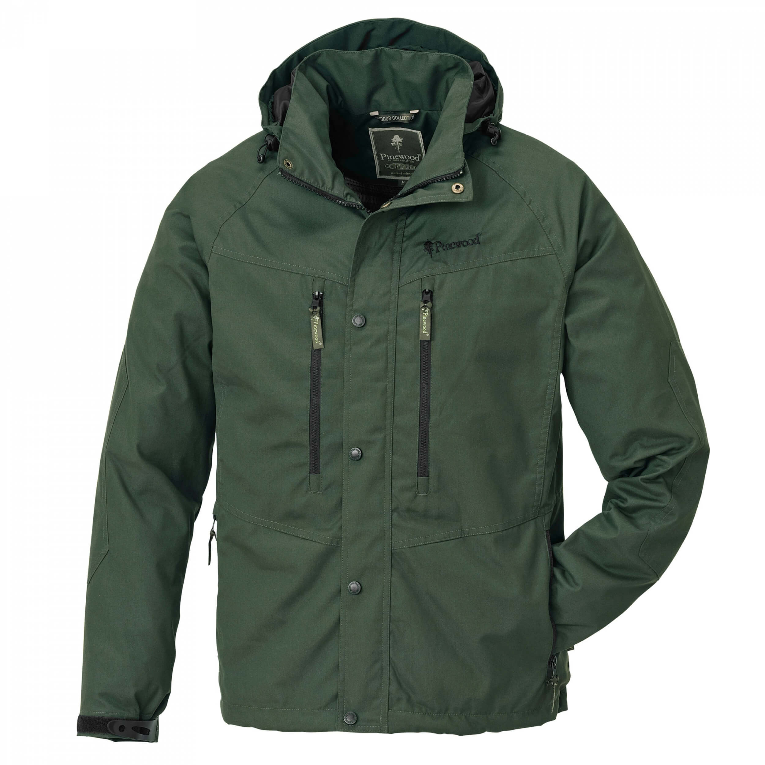 Pinewood Corsica Extreme Jacke dunkelgrün