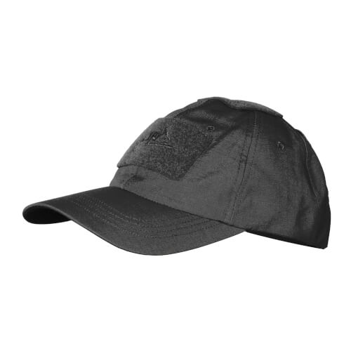 Helikon-Tex  Tactical BBC Cap - PolyCotton Ripstop black