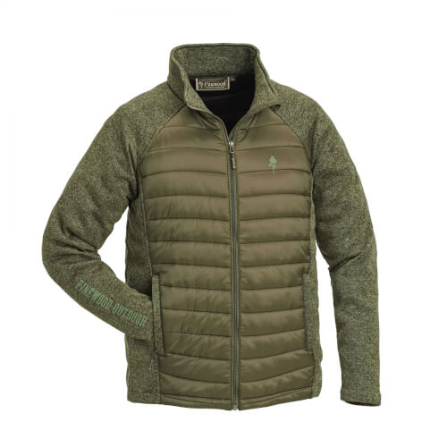 Pinewood Jacket Gabriel Padded Applegreen/Green