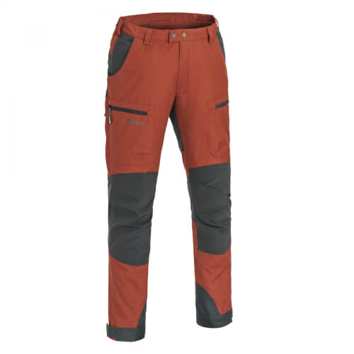 Pinewood Trousers Caribou TC Terracotta/Grey C56