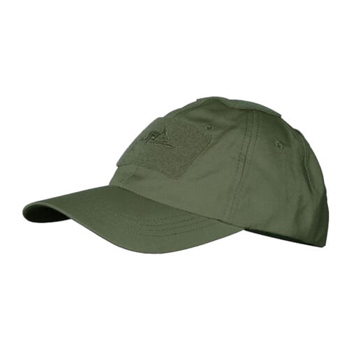 Helikon-Tex  Tactical BBC Cap - PolyCotton Ripstop olive green