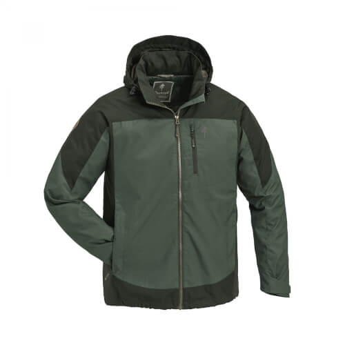 Pinewood Jacket Caribou TC Kids MidGrün/Mossgreen