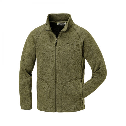 Pinewood Fleecejacket Gabriel/Gabriella Kids Applegreen Melange