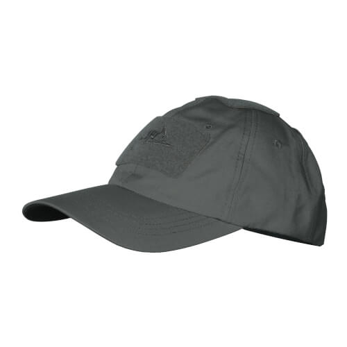 Helikon-Tex  Tactical BBC Cap - PolyCotton Ripstop shadow grey