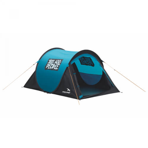 "Easy Camp Pop-Up-Zelt ""Funster"" 2 Pers. mosaic blau"
