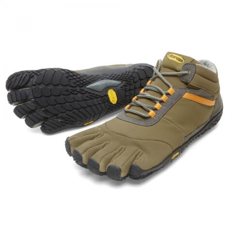 VIBRAM Fivefingers Trek Ascent Insulated khaki