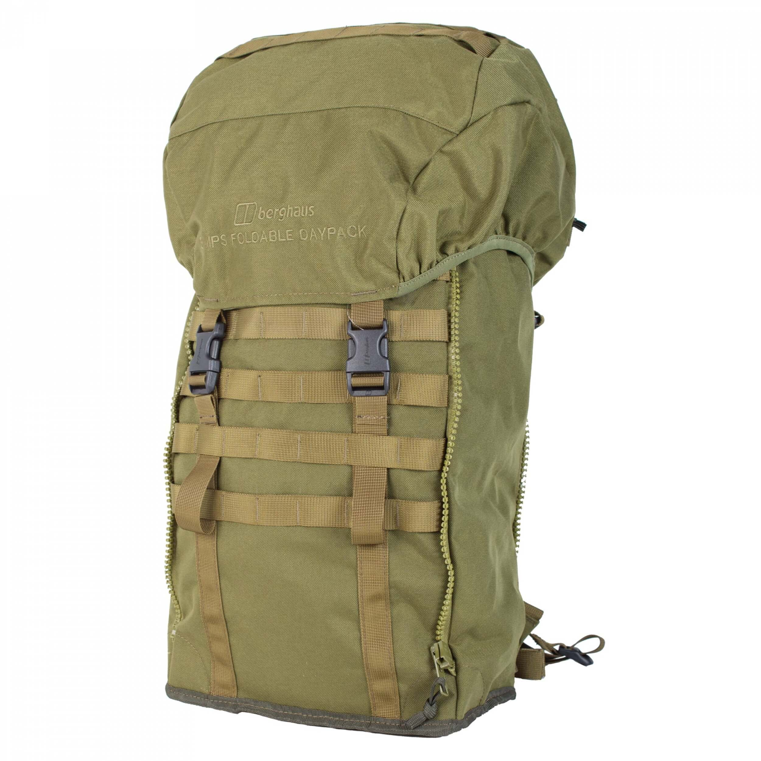 Berghaus SMPS Foldable Daypack Oliv