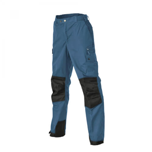 Pinewood Trousers Lappland Kids Steelblue/Black
