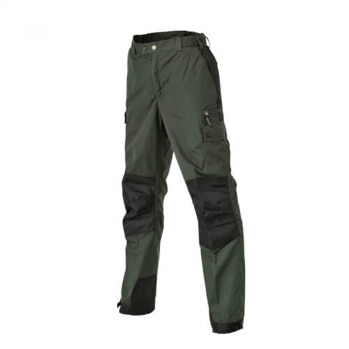 Pinewood Trousers Lappland Extreme Kids D.Green/Black