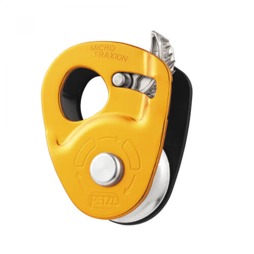 Petzl Rolle Micro Traxion