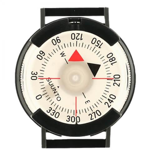 Suunto M-9/Black/Back/NH mit Klettverschluss-Armband