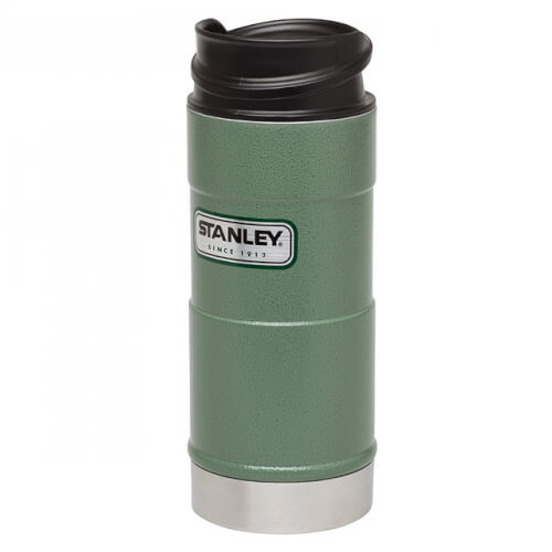 Stanley Classic Vakuum-Trinkbecher, 0,35 Grün